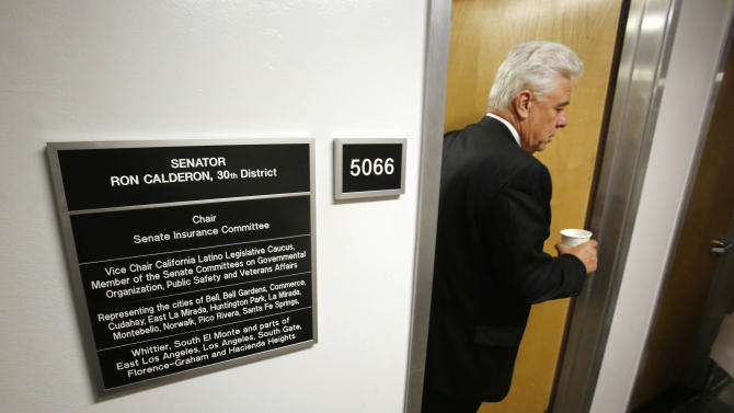 FBI started asking about Calif. lawmaker years ago