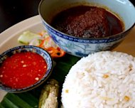 Nasi in any form, is still Nasi