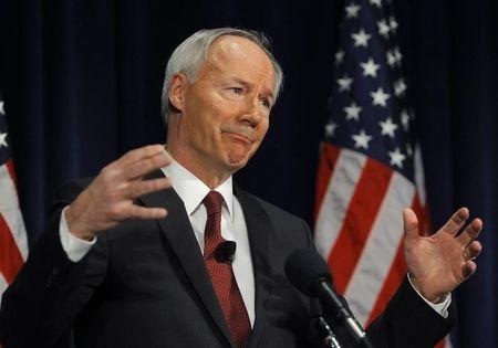 Arkansas governor seeks fix of religion bill seen as targeting gays