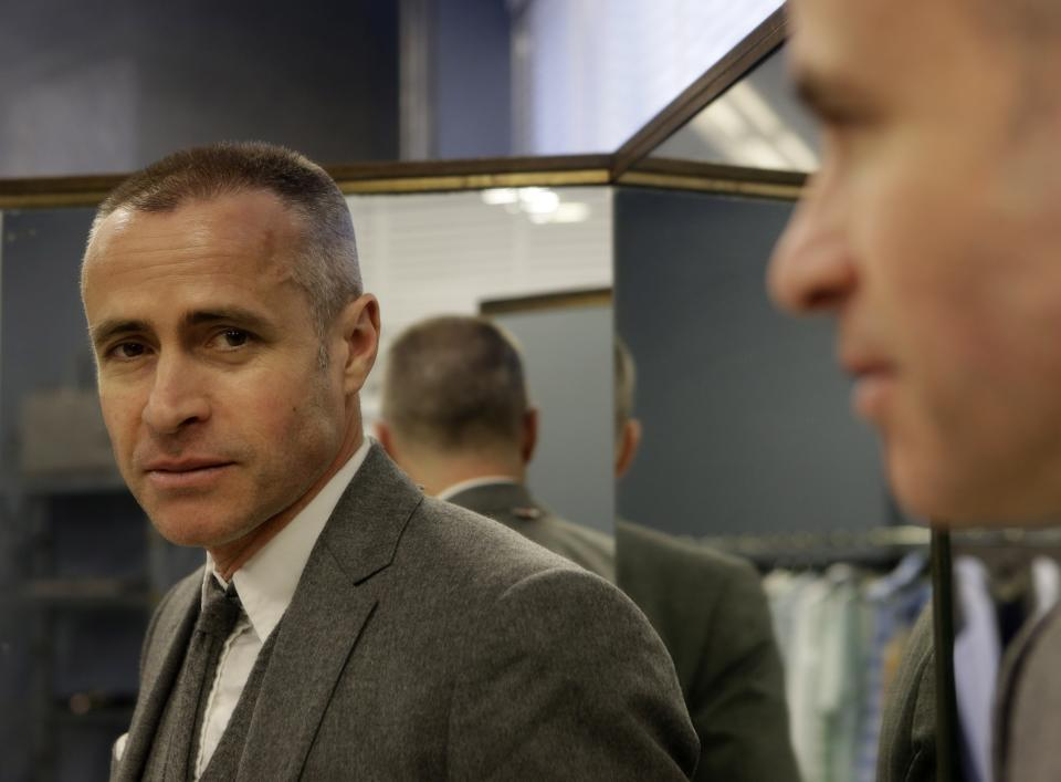 Thom Browne might be more 'suit' than you'd think