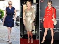 Kylie Minogue, Uma Thurman and Renee Zellweger have all looked exquisite rocking this style