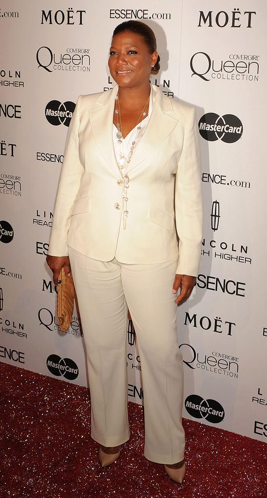 3rd Annual Essence Black Women In Hollywood 2010 Queen Latifah