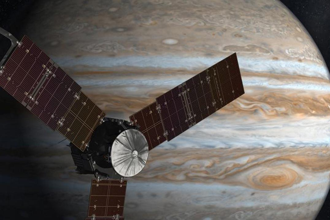 Juno's closest Jupiter flyby captured highest resolution images of the planet
