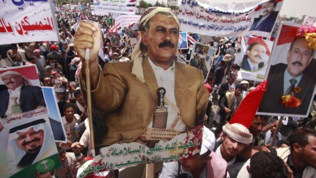 Yemen's Uprising Appears to Be Stagnating