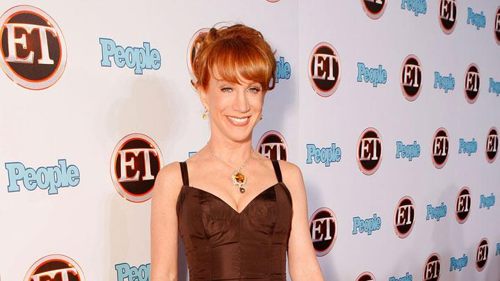 Kathy Griffin arrives at 11th Annual Entertainment Tonight Party Sponsored By People September 16, 2007 in Los Angeles.