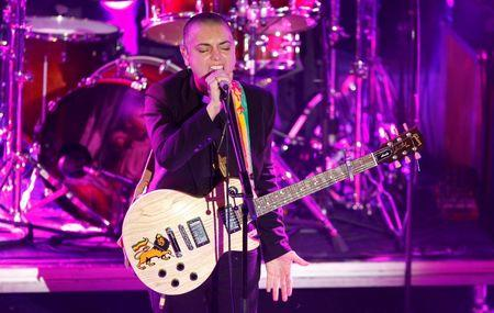 Irish singer Sinead O'Connor safe after overdose post: report