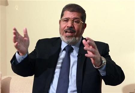 To match Interview EGYPT-ELECTION/MURSI