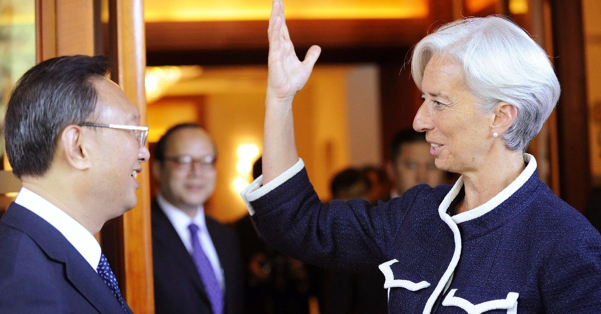 IMF Backs China's Plan to Annihilate the Dollar