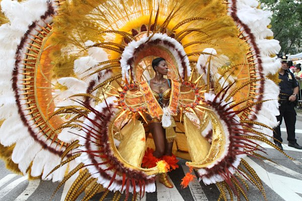 NYC's huge West Indian Day Parade set to step off