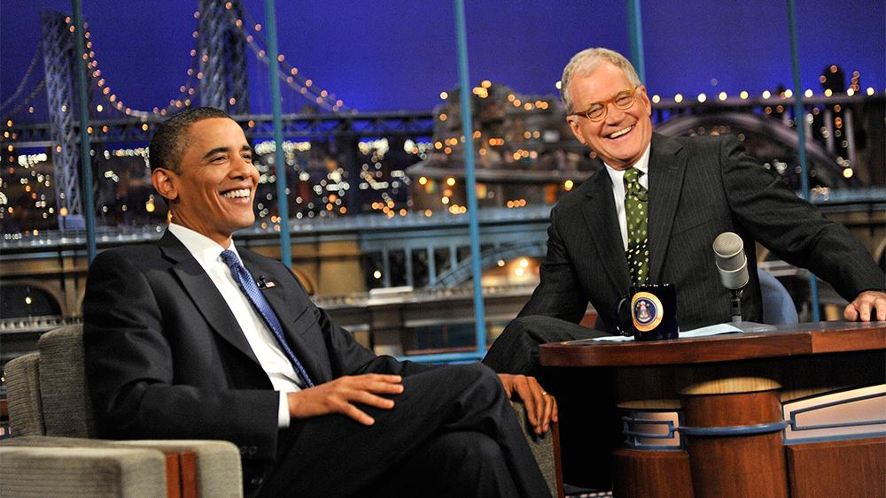 David Letterman Farewell Begins In Earnest With Obama, CBS Special