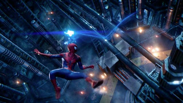 'The Amazing Spider-Man 2' Super Bowl Spot Part 1