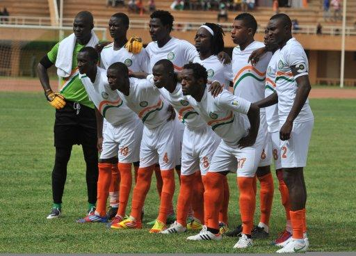 Niger seek end to Africa Cup losing streak