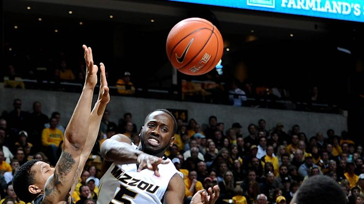 NCAA Basketball: Vanderbilt at Missouri