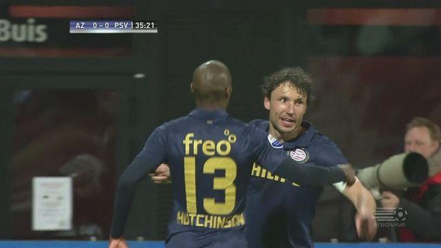 PSV Eindhoven keep slim title hopes alive with 3-1 win over AZ Alkmaar