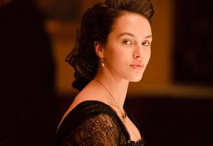 Jessica Brown Findlay  | Photo Credits: PBS