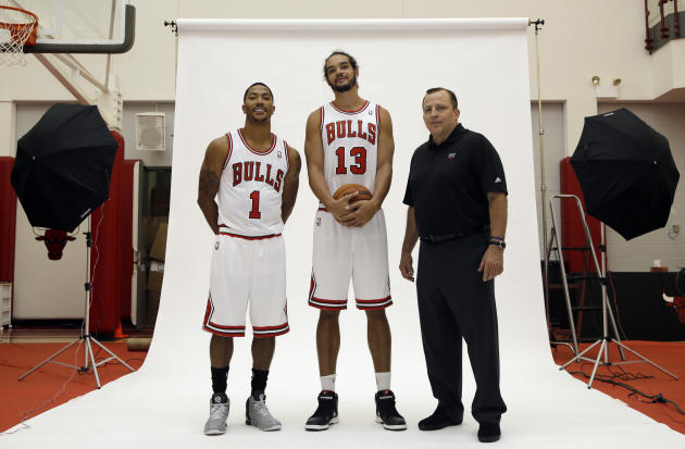 Bulls Basketball Media Day