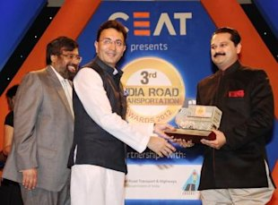 Ceat IRTA awards