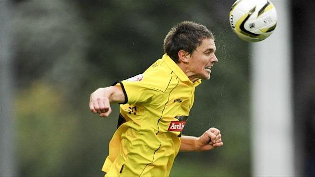 Shane Cansdell-Sherriff will stay on loan at Burton for the rest of the season