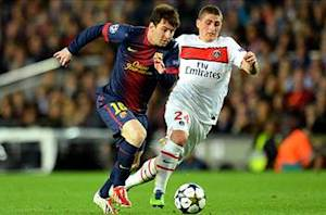 Messi happy to have taken Champions League risk
