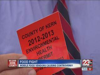Many Mobile Food Vendors Operating Without Proper Permits