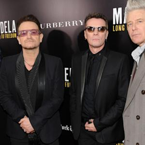 U2's Tour Manager Dennis Sheehan Found Dead in L.A. Hotel Room