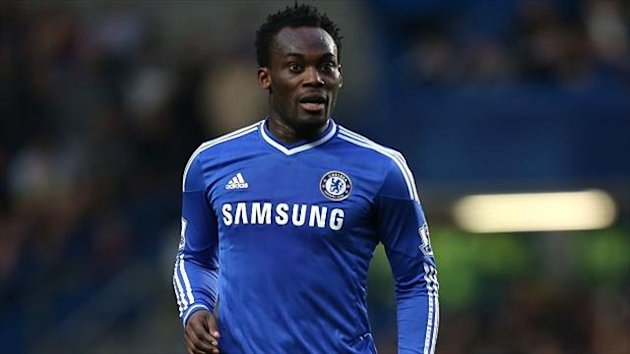 Michael Essien is in Italy to speak to AC Milan (PA Sport)