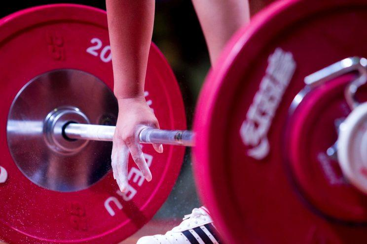 Russian weightlifting team banned from Rio Olympics for doping