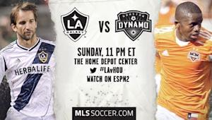 LA Galaxy vs. Houston Dynamo | MLS Match Preview