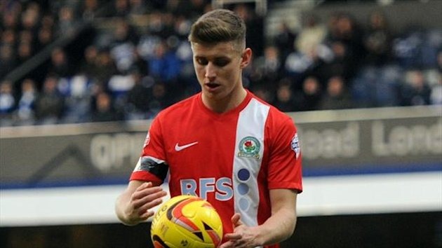 Tom Cairney is wanted by Blackburn on a permanent basis