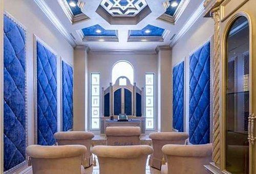 Fort Lauderdale Mansion With Personal Synagogue for $7.5M