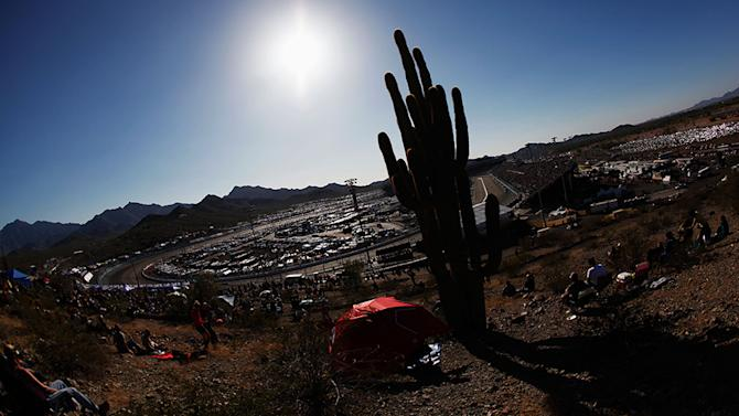 Nationwide entry list revealed for Phoenix