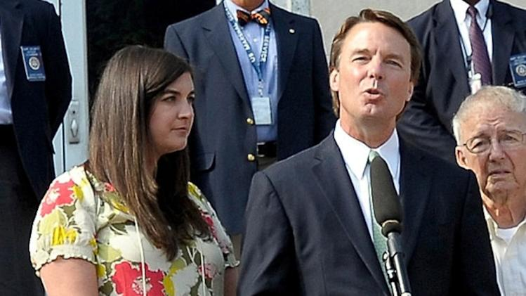 John Edwards Teams Up With Daughter in Legal Comeback