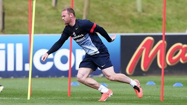 Wayne Rooney has been struggling with hamstring and shoulder injuries