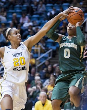 West Virginia, Baylor women top Big 12 tourney