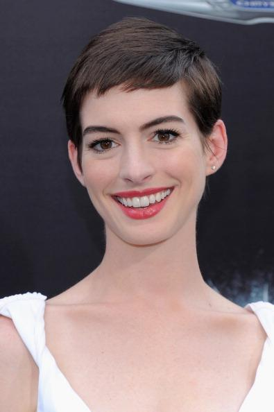 Anne Hathaway, supersensual en Nueva York