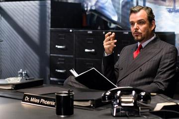 Danny Huston in New Line Cinema's The Number 23