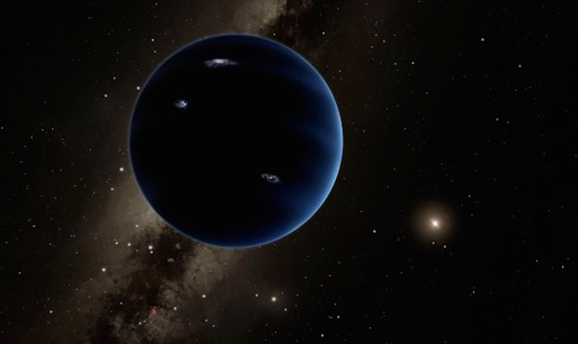 Astronomers just discovered a 9th planet in our solar ...