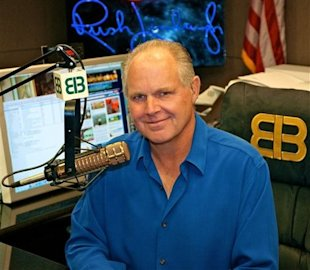 Rush Limbaugh may have found the heart of the contraception controversy. (AP Photo/Photo courtesy of Rush Limbaugh)
