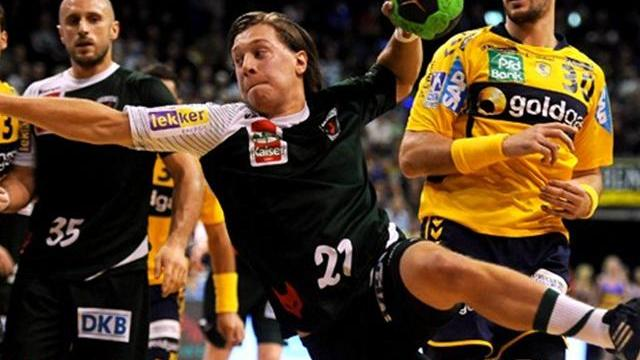 Handball-Traumtore am Fließband