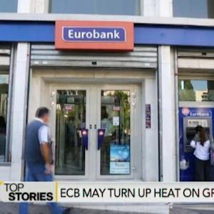ECB to Debate Tighter Rules for Greece