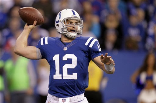 2011: Andrew Luck