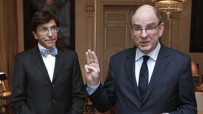 New Belgian finance minister nominated