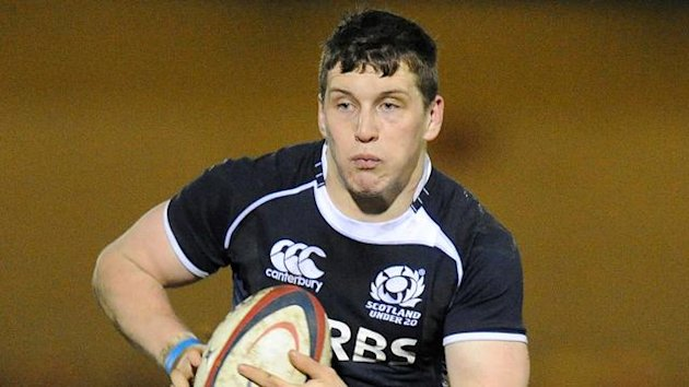 Mark Bennett - Scotland and Clermont