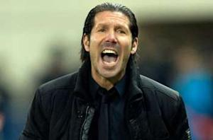 Diego Simeone: Atletico struggled against Betis