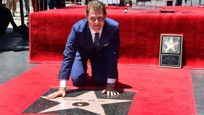 Bobby Flay Thanks America, His Daughter for His New Star on the Hollywood Walk of Fame