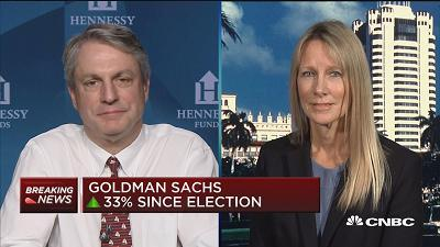 Goldman Sachs is 'best in breed,' portfolio manager says
