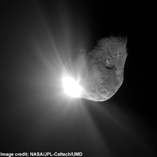 End May Be Nigh for Asteroid Disaster Movies