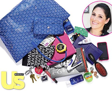 Ricki Lake: What's in My Bag?