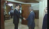 Assad Agrees &#39;Approach&#39; To End Syria Conflict