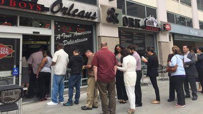 Orleans & York Just Upped Downtown's Po' Boy Game In A Big Way